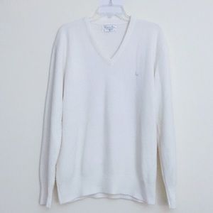 Vintage Christian Dior V-Neck Sweater